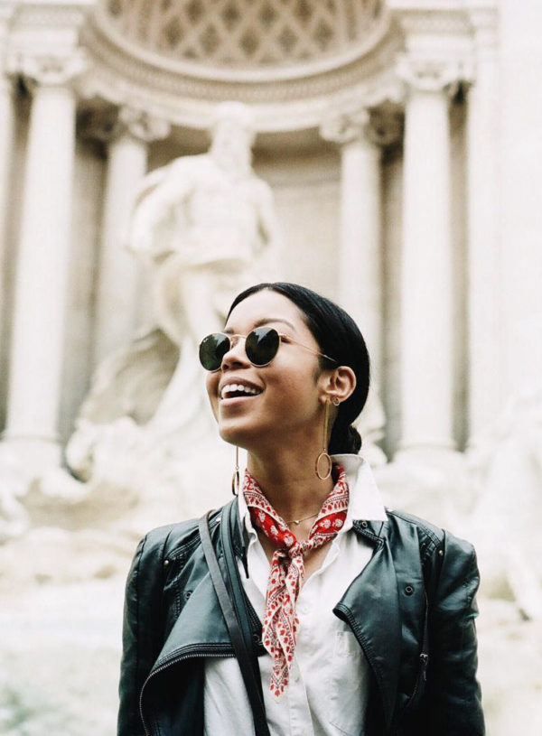 Fashionista of the Month: Tiana Lewis