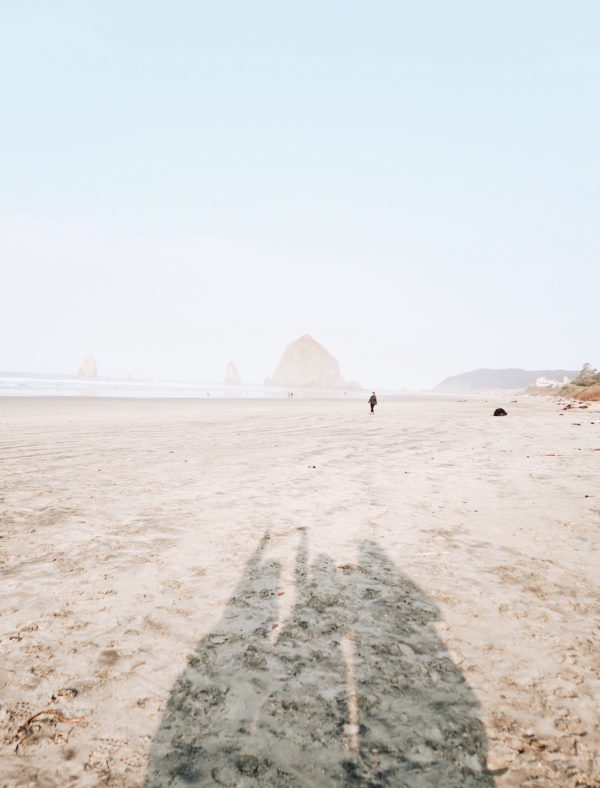 Exploring Cannon Beach