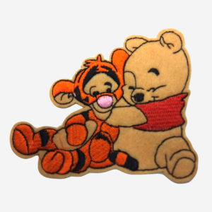 Winnie The Pooh & Tigger Patches