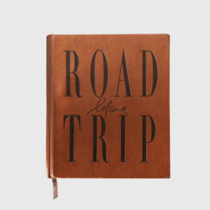 Life's A Road Trip Guided Journal