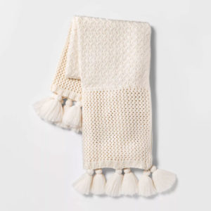Chunky Knit Throw Blanket - Opalhouse™ Target