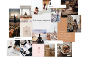 Mood Board Dream Life